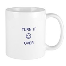 Turn It Over Coffee Mug