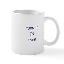 Turn It Over Coffee Small Mugs