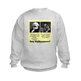 """Any Difference?"" Sweatshirt"
