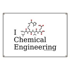 I love Chemical Engineering Banner