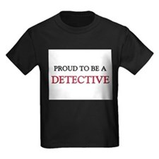 Proud to be a Detective T