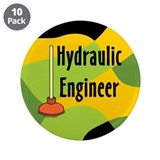 "Hydraulic Engineer 3.5"" Button (10 pack)"