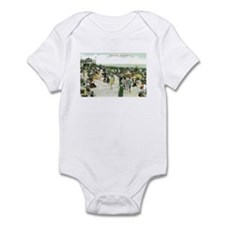 Asbury Park New Jersey NJ Infant Bodysuit