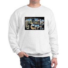 Atlantic City New Jersey NJ Sweatshirt