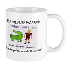 Unique A is for alligator Mug