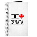 I Heart Canada Journal