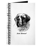 Unique Saint bernard Journal