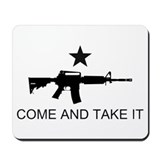 Firearms Mousepad