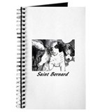 Cool Saint bernard Journal