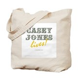 Casey Jones Lives! Tote Bag