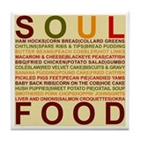 Soul Food Tile Coaster