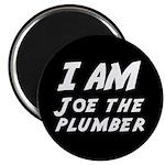 I Am Joe the Plumber Magnet