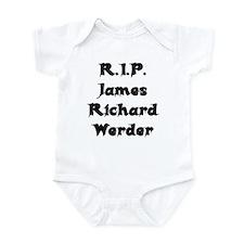 James R Werder Infant Bodysuit