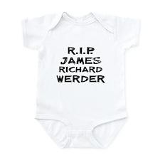 James Werder 2 Infant Bodysuit