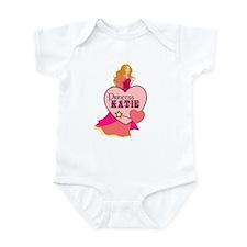 Princess Katie Infant Bodysuit