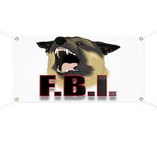 FBI Banner