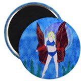 "Isis Belly Dancer 2.25"" Magnet (10 pack)"