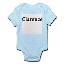 Clarence - Personalized Infant Creeper