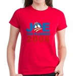 JOE THE PLUMBER 2008 Women's Dark T-Shirt