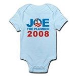 JOE THE PLUMBER 2008 Infant Bodysuit