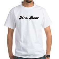 Mrs. Bear Shirt