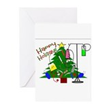 Christmas Medical Greeting Cards (Pk of 20)