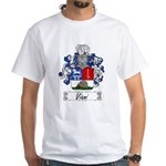 Viani Family Crest White T-Shirt