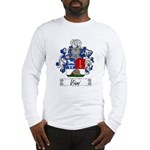 Viani Family Crest Long Sleeve T-Shirt