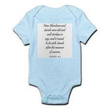 GENESIS  18:11 Infant Creeper