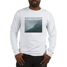 Niagra Falls Long Sleeve T-Shirt