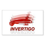 Aviation - Pitts Invertigo Rectangle Decal