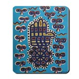 Hand of Fatima Mousepad