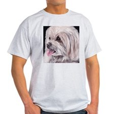 Maltese Terrier Dog T-Shirt