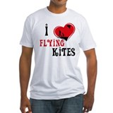 I Love Flying Kites Shirt