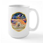 XmasStar/Cairn 4 Large Mug
