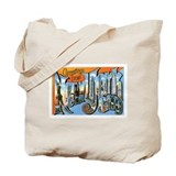 New York City NY Tote Bag