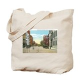 Poughkeepsie New York NY Tote Bag