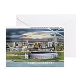 Cleveland Ohio OH Greeting Card