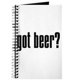 """Got Beer?"" Journal"