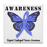 Esophageal Cancer Tile Coaster