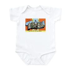 Tulsa Oklahoma OK Infant Bodysuit