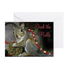 Deck the Halls Greeting Cards (Pk of 20)