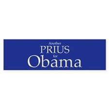 Another Prius for Obama