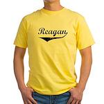 Reagan Yellow T-Shirt