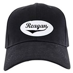 Reagan Black Cap