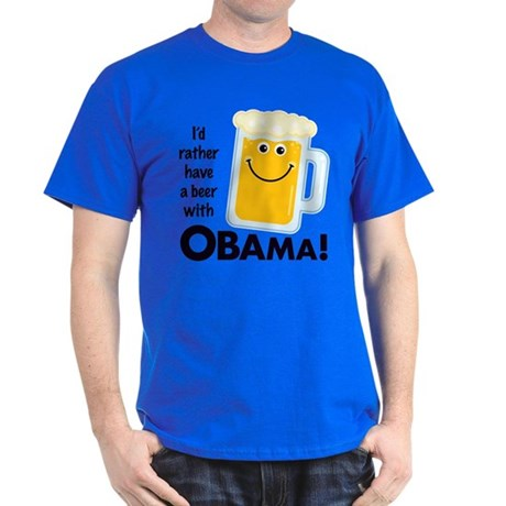 Rather Have a Beer With Dark T-Shirt