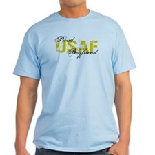Proud Boyfriend - USAF T-Shirt