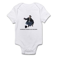 Subprime Mortgage Lender Infant Bodysuit