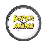 Super ayana Wall Clock
