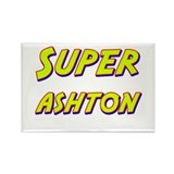 Super ashton Rectangle Magnet